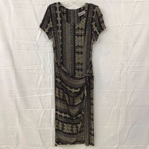 Vintage Women's Dress Size 16